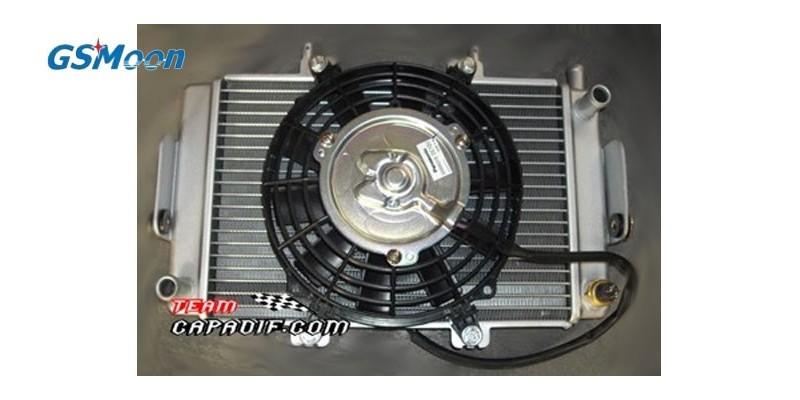 Radiateur avec ventilateur for Rafraichir piece avec ventilateur