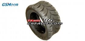 Tires Rear : 24 x 10 -14