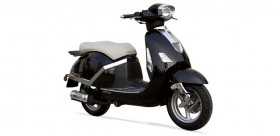 Scooter 125cc - ZNEN F8