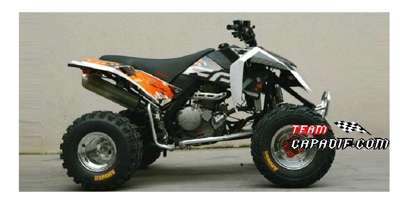 Egl Motor Quad 600cc Mad Max Rx6 0t