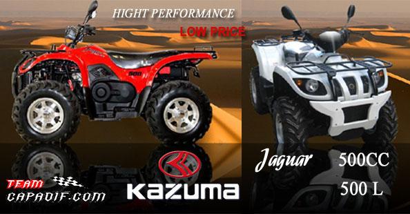 KAZUMA JAGUAR 500 CC