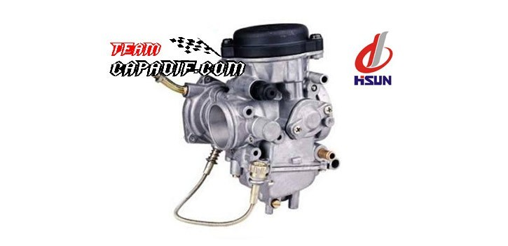 HISUN PD33J Carburetor For 400CC ATV
