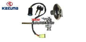 SET IGNITION SWITCH W/KEYS KAZUMA JAGUAR 500CC