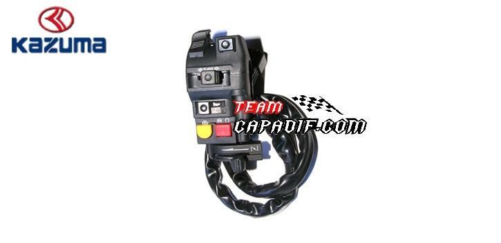 Interruptor Izquierda JAGUAR 500CC