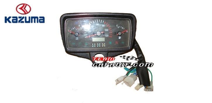 Compteur Digital Instrument JAGUAR 500CC
