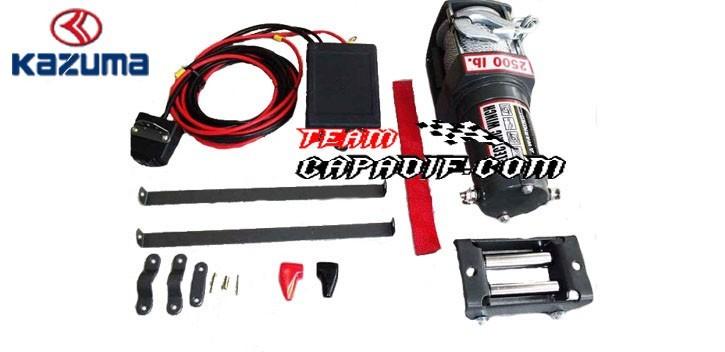 Treuil Electric KAZUMA JAGUAR 500CC
