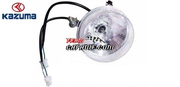 Headlight KAZUMA JAGUAR 500CC