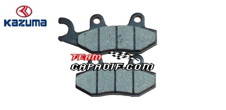Brake pads front right KAZUMA JAGUAR 500CC