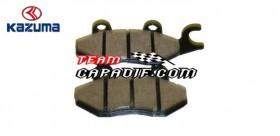 Brake pads front left