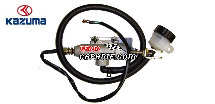 Brake master cylinder KAZUMA JAGUAR 500CC