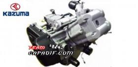 ENGINE ASSY COMPLETE KAZUMA JAGUAR 500CC