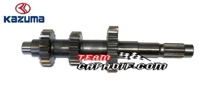 Mainshaft gear KAZUMA JAGUAR 500CC