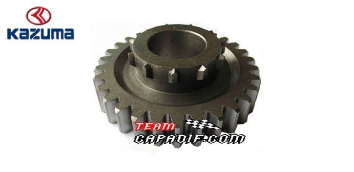 reverse gear hight rate KAZUMA JAGUAR 500CC