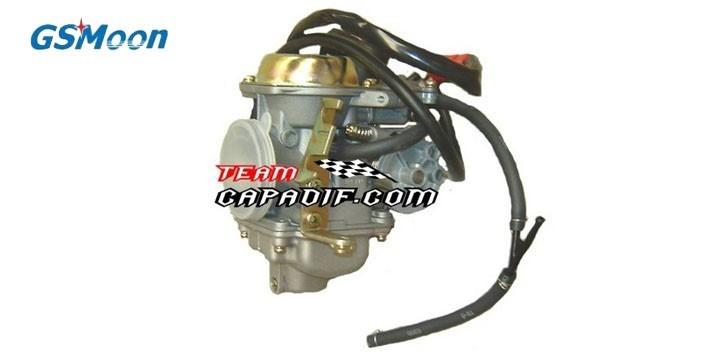 CARBURADOR XYST260-XYKD260-1 -XYKD260-2