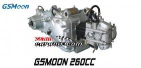 Motor GSMOON 260C