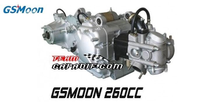 Engine GSMOON 260C