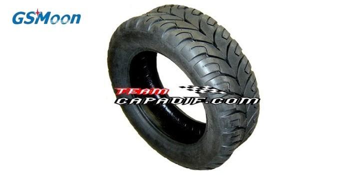Front tires : 24 x 8.00 -14