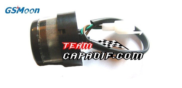 phare plaque arrière XYKD150-3