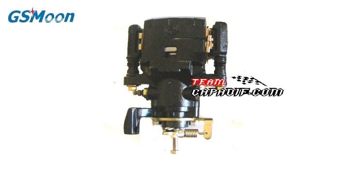 Bremssattel hinten XYJK800