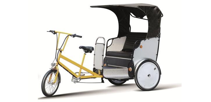 Cyclo rickshaw