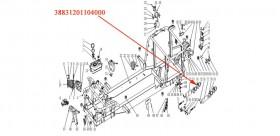 Schalldämpfer Schelle XYJK800