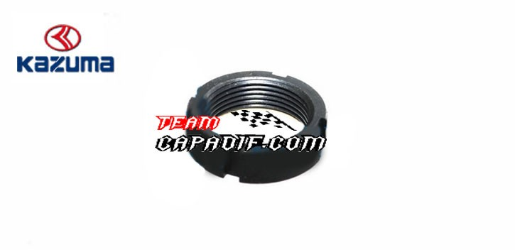Nut fixing the crankshaft gear timing Stels ATV-500 Kazuma