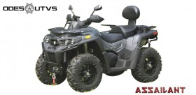 ASSAILLANT ODES ATV 800CC 4X4 homologation T3.