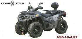 ASSAILANT ODES ATV 800CC 4X4 homologation T3.