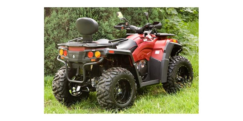 Assailant Odes Atv 800cc 4x4 Homologation T3