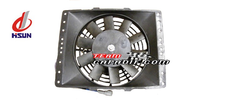 Radiator fan hisun 400