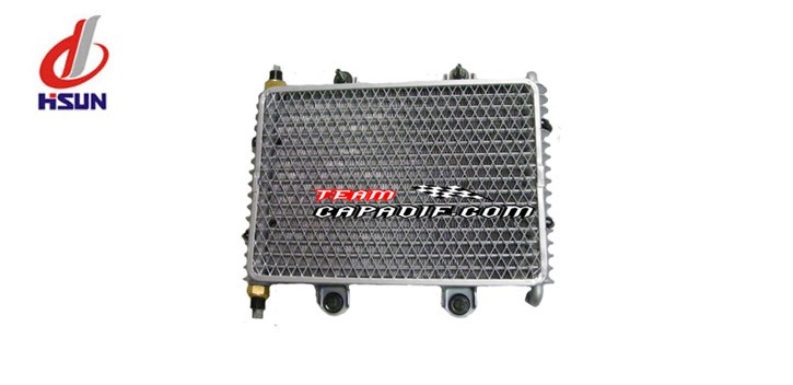 Radiatore olio hisun 400