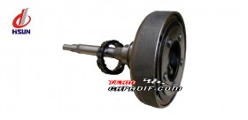Clutch bell hisun atv 400