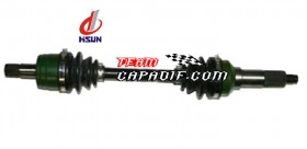 forward transmission hisun ATV 400