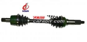 transmisión delantera hisun ATV 400