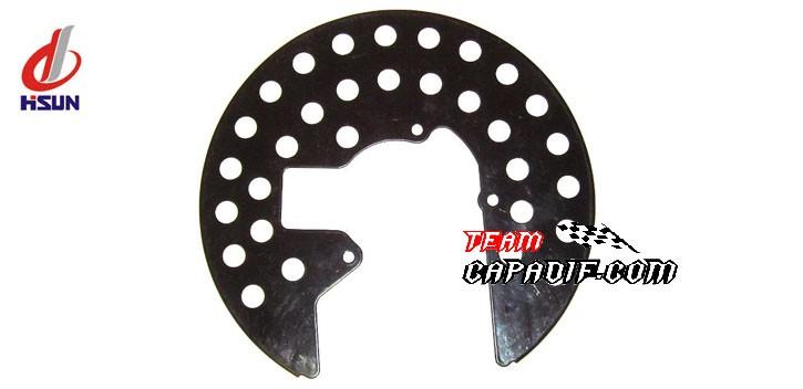 Protection disque hisun 400