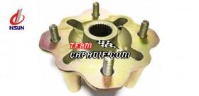Hisun 400 front wheel hub