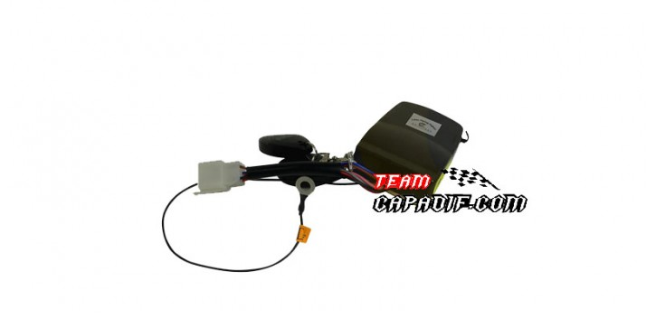 Kinroad 250 CC GUARD AGAINST THEFT LOCK
