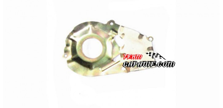 Kinroad 250 cc crankcase protection