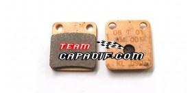 Set brake pads Front HISUN HS400 HS450 HS500