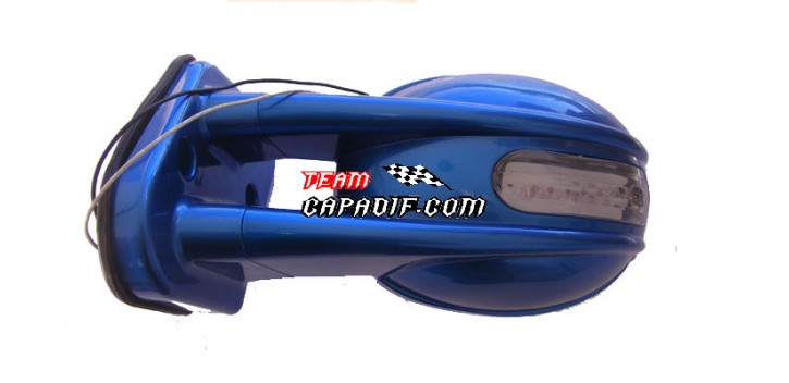 Left side mirror (with light) XYJK800