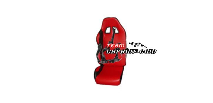 Siège droit Buggy KINROAD 150/250 cm3