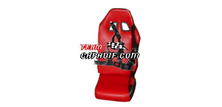 Left seat Buggy KINROAD 150/250 cm3