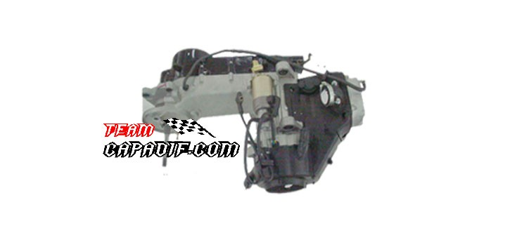 Kinroad 150cc engine
