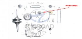 dual gear KINROAD 150 CC