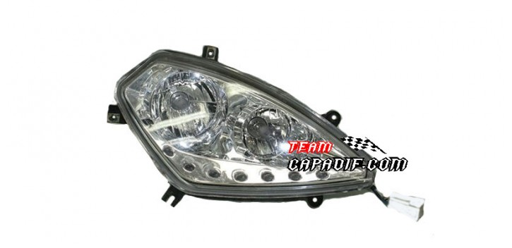CFMoto CF625 Headlight right