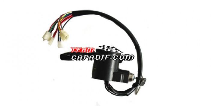 Interrupteur intégré Kinroad 650cc
