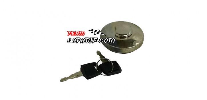 Kinroad XT650GK / XT1100GK Set tank lock and steering