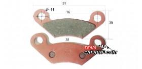 Kinroad 650cc 800cc 1100 cc Brake Pad