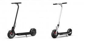Ruote elettriche per scooter E-Roller pieghevole da 10 pollici
