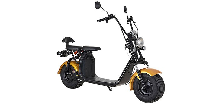 Citycoco Harley Electric Scooter EEC